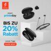 Amazon Prime Day: Mit 1MORE ordentlich sparen