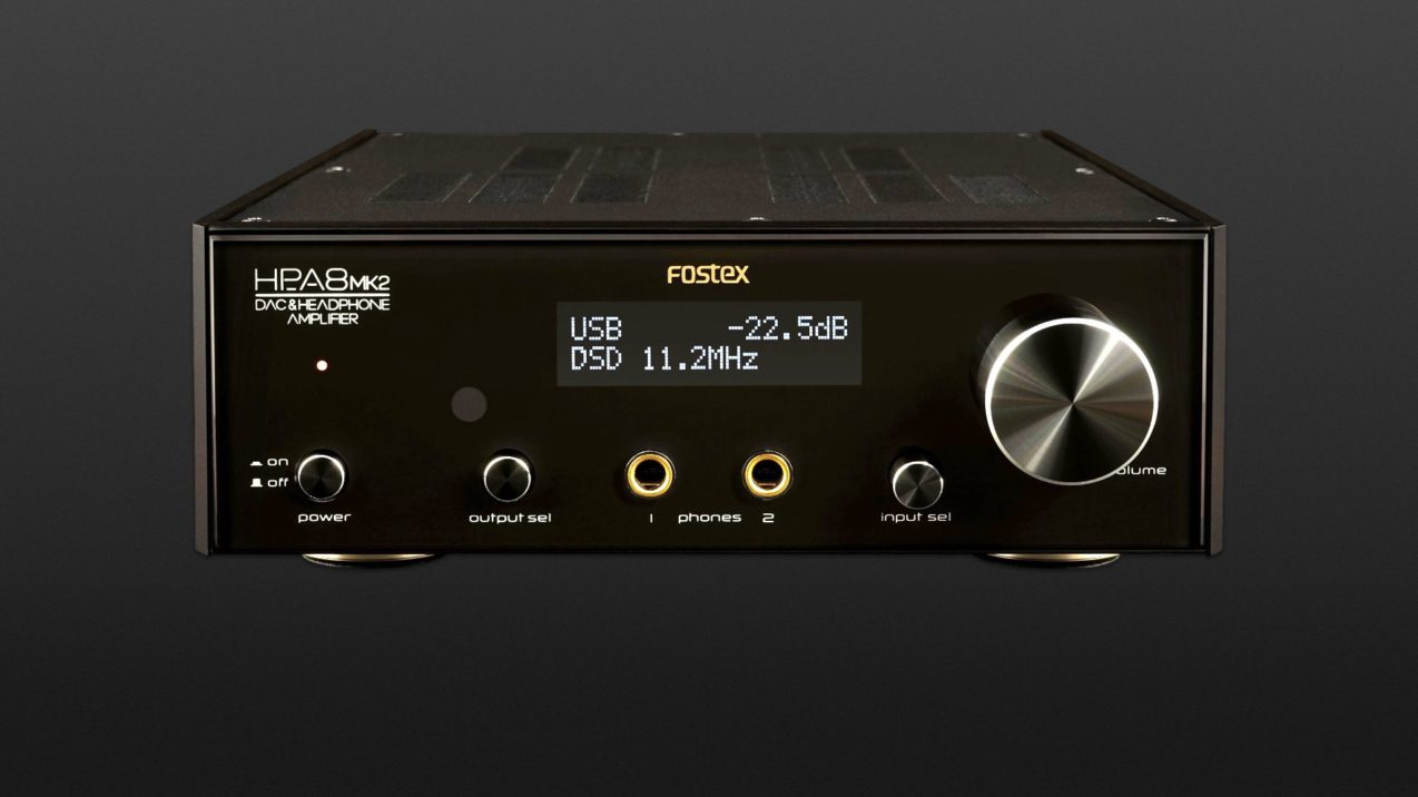 Fostex HP-A8 MK2