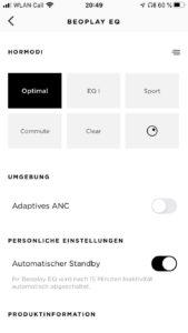 Hauptseite II_B&O App