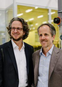 Sennheiser Co-CEOs_Daniel und Dr. Andreas Sennheiser