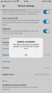 Sennheiser Firmware Update