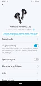 Soundcore App LDAC 2