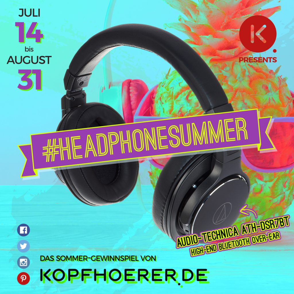 headphonesummer