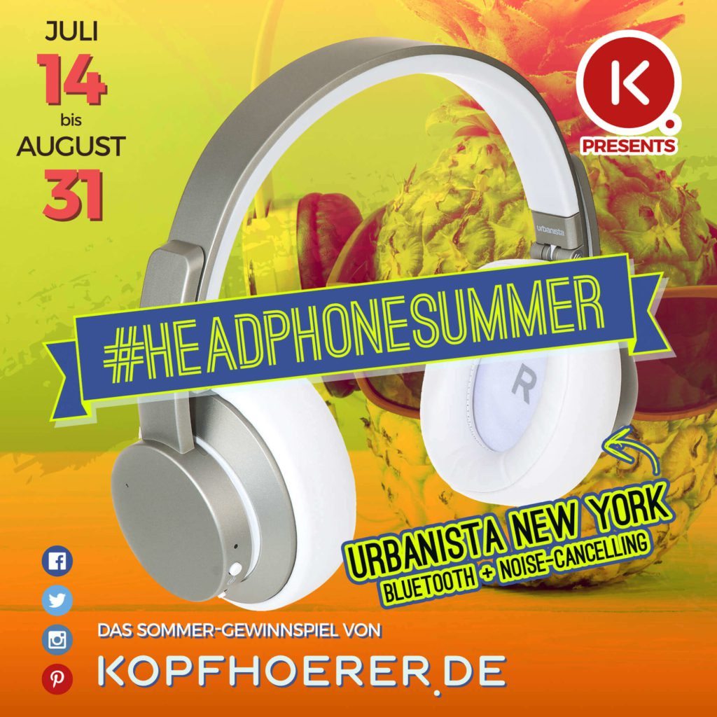 #headphonesummer