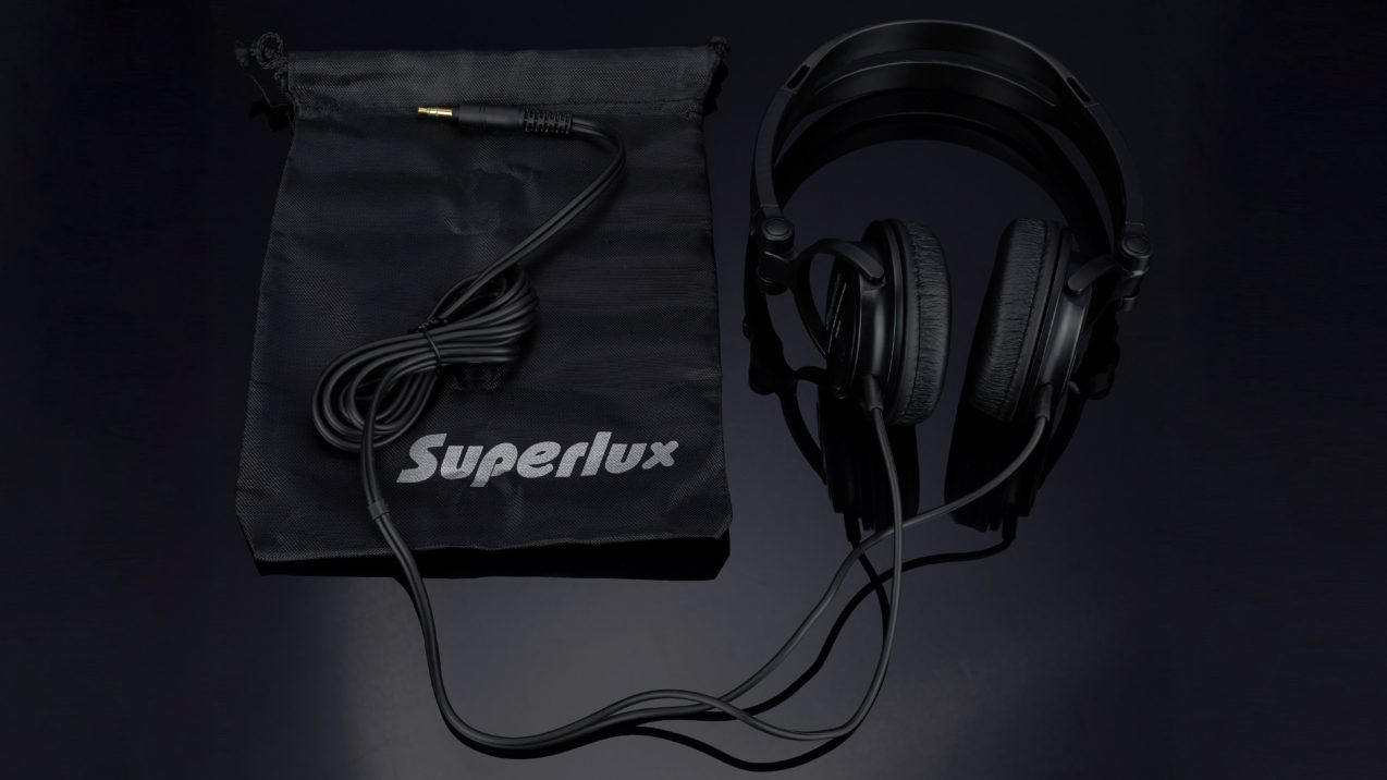 Superlux HD572
