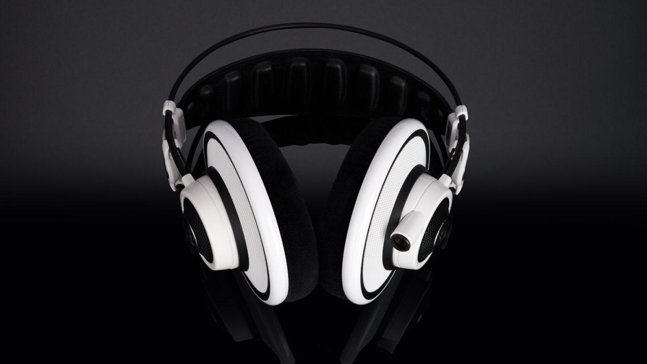 AKG Q701 Quincy Jones Edition White