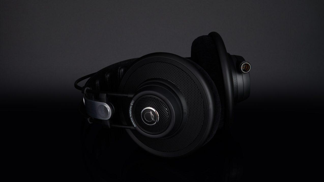 AKG Q701 Quincy Jones Edition Black
