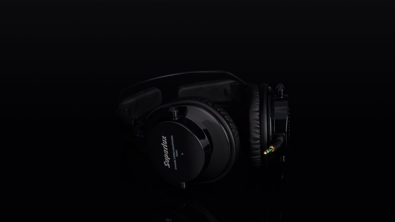 Superlux HD661 Black