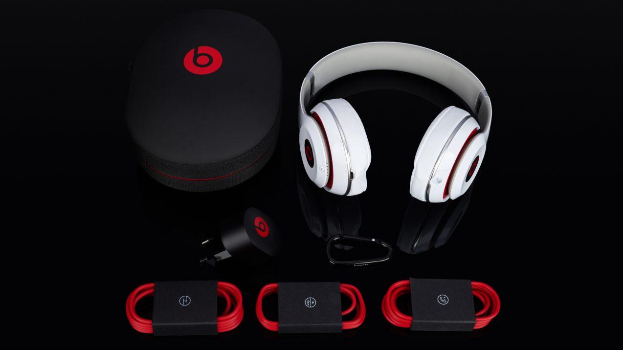 Beats by Dr. Dre Studio 2.0 White