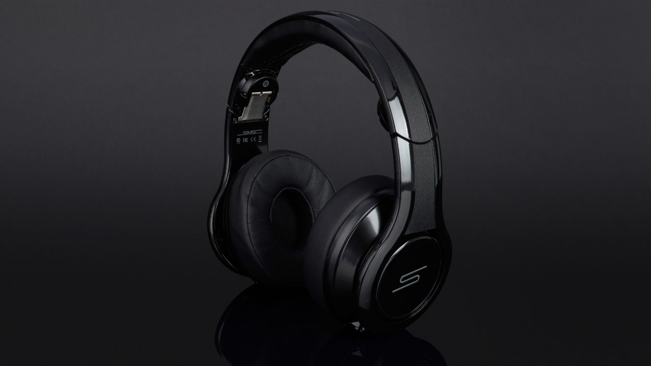 SMS Audio Street by 50 Wired DJ