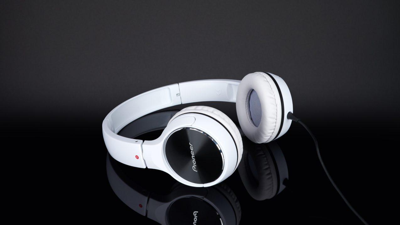 Pioneer SE-MJ532 White