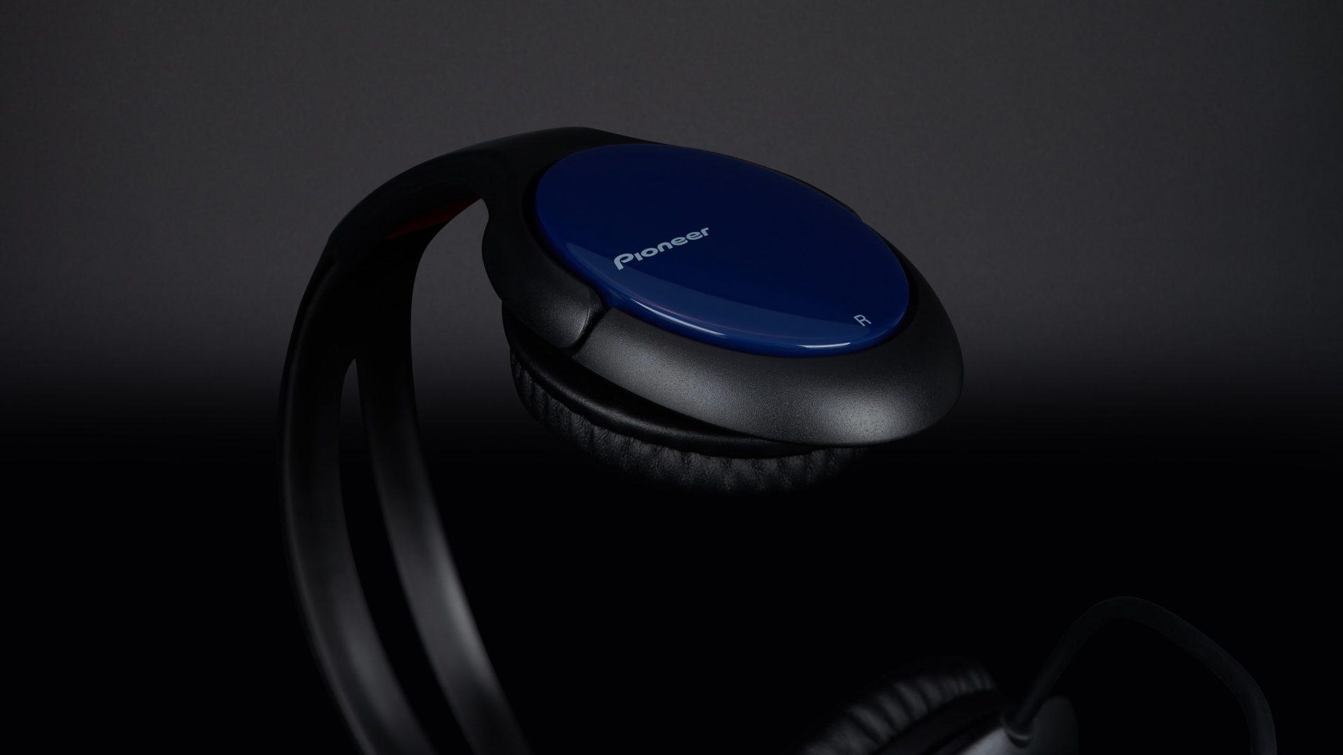 Pioneer SE-MJ711 Blue
