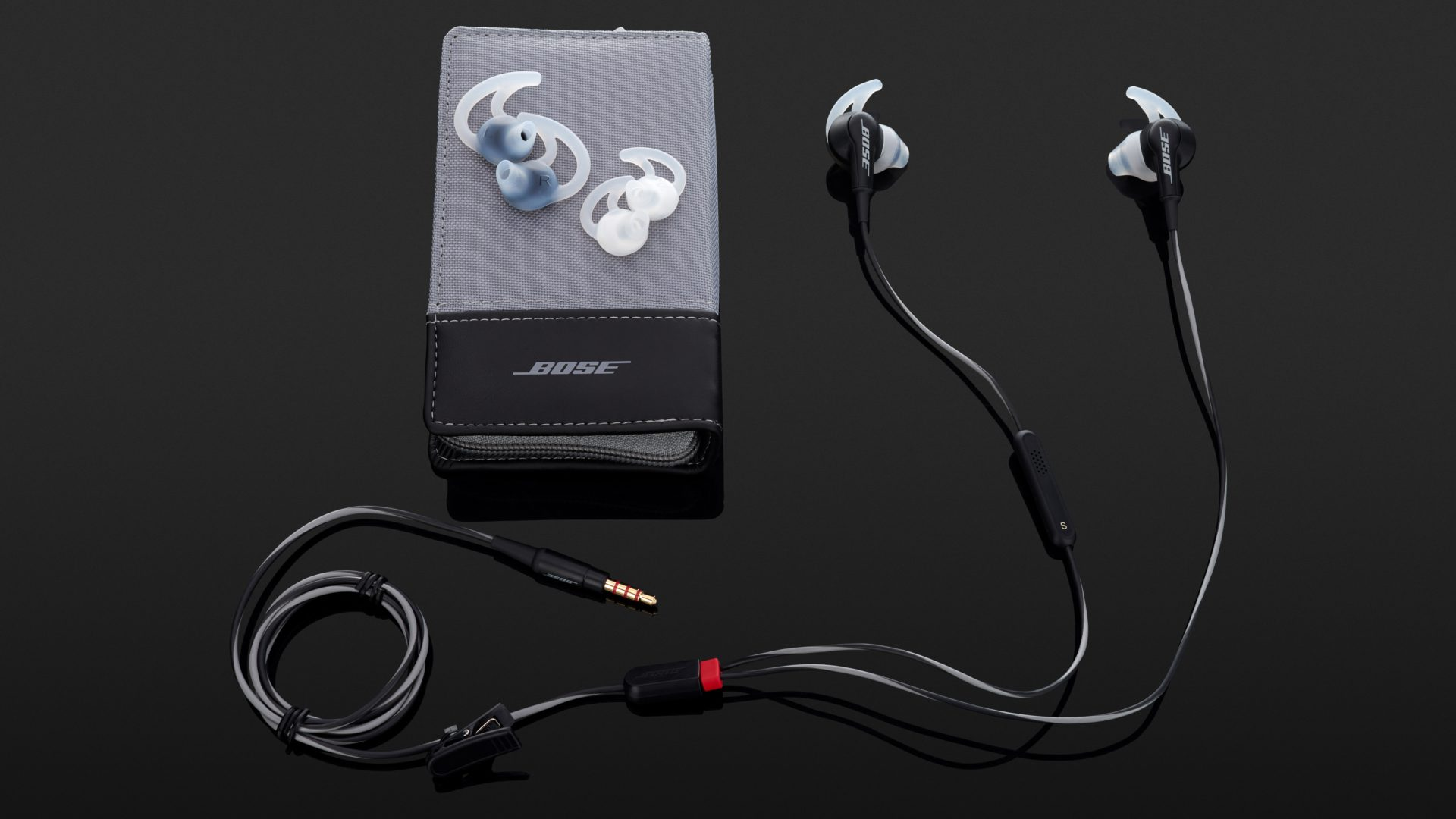 bose soundtrue in ear im test bei. Black Bedroom Furniture Sets. Home Design Ideas