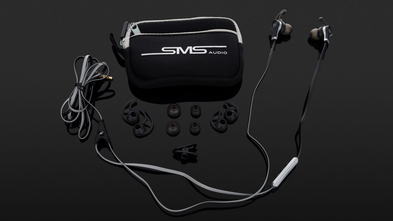 SMS Audio Street In-Ear Wired Sport