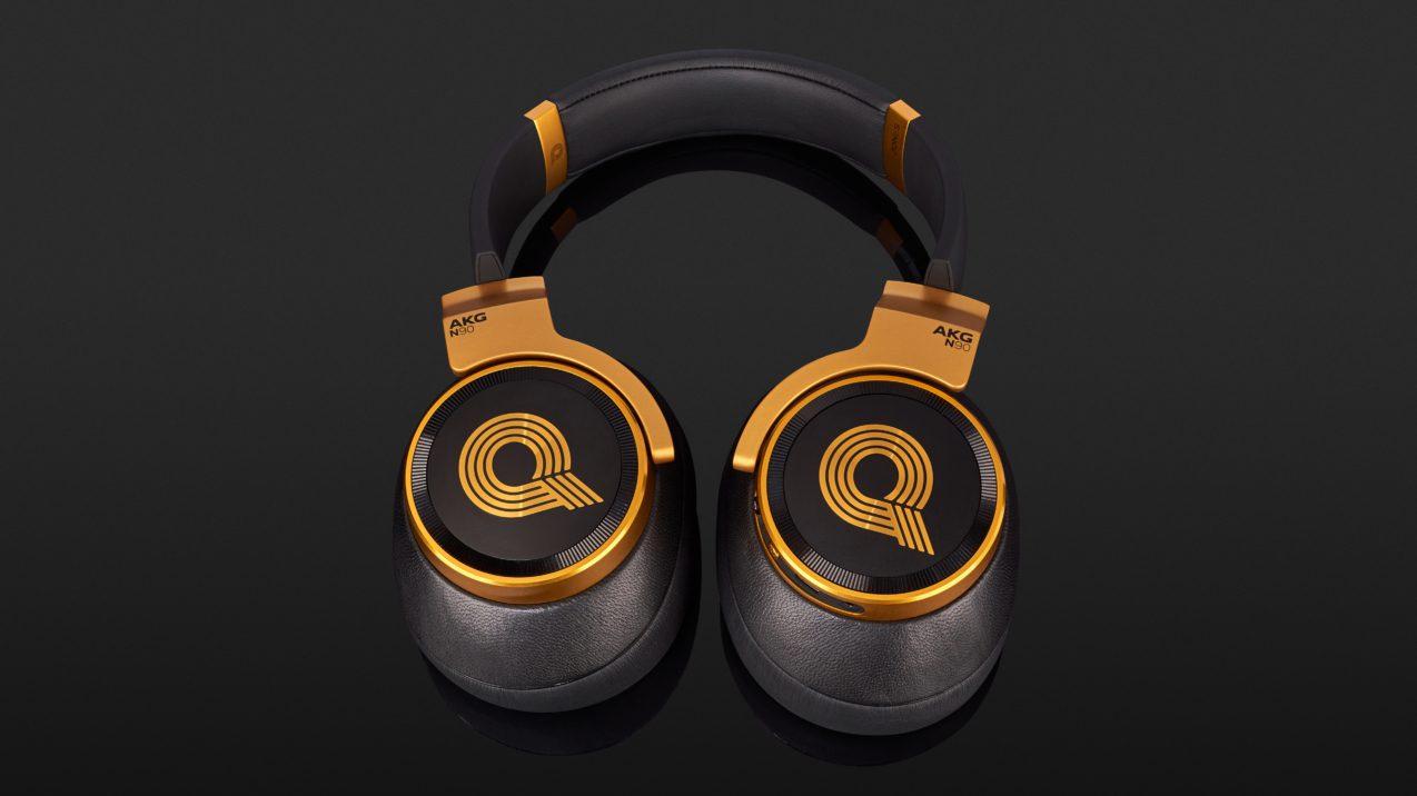 AKG N90Q Gold