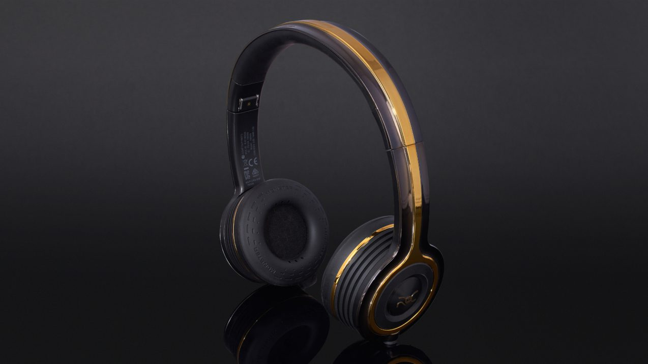 Monster ROC Sport Freedom On-Ear Wireless