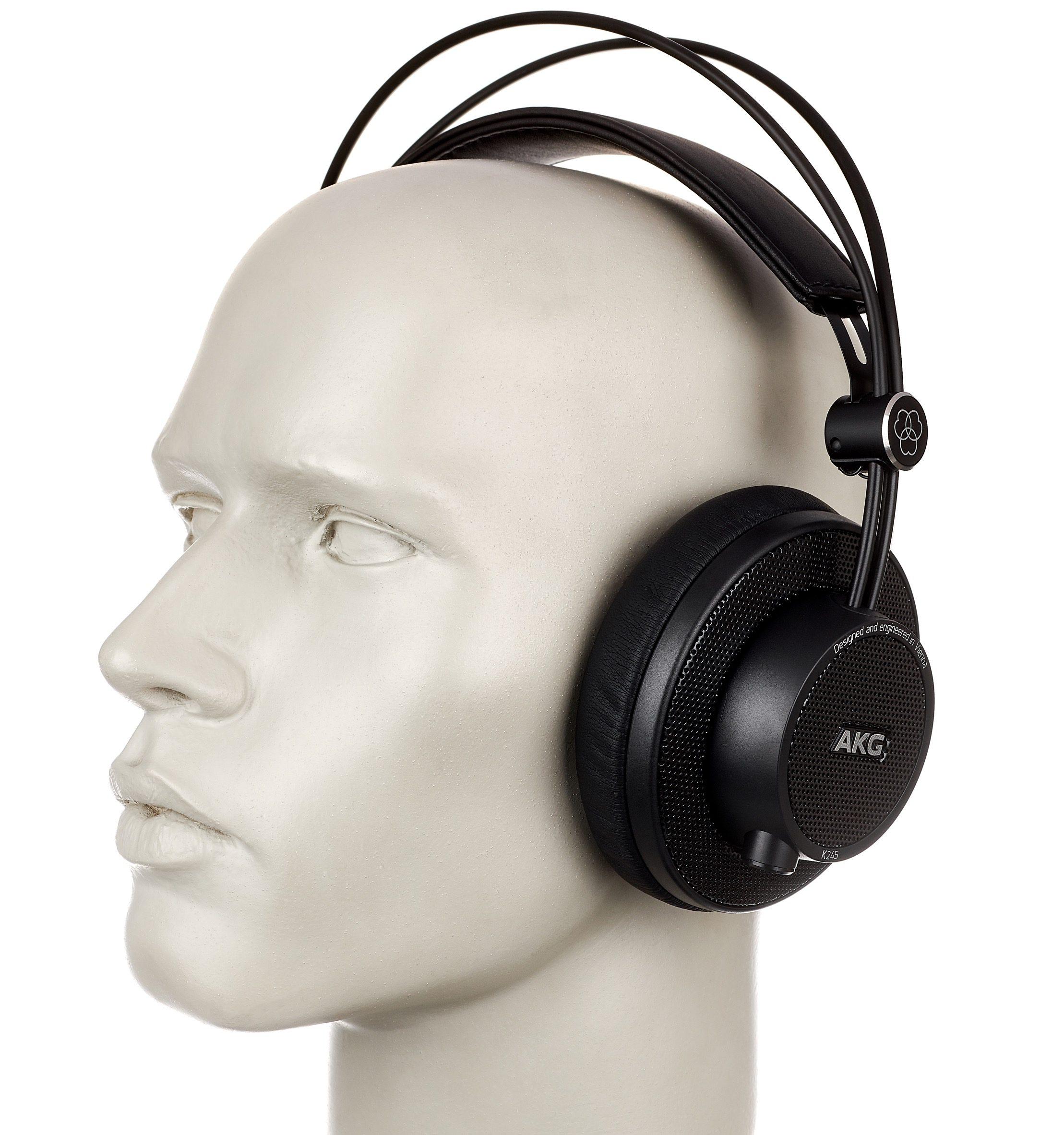 AKG K245 Review | headphonecheck com