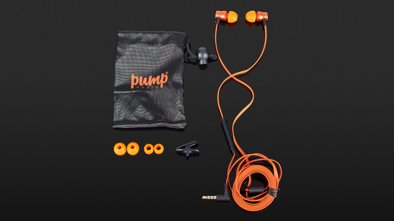 Pump Audio Boom