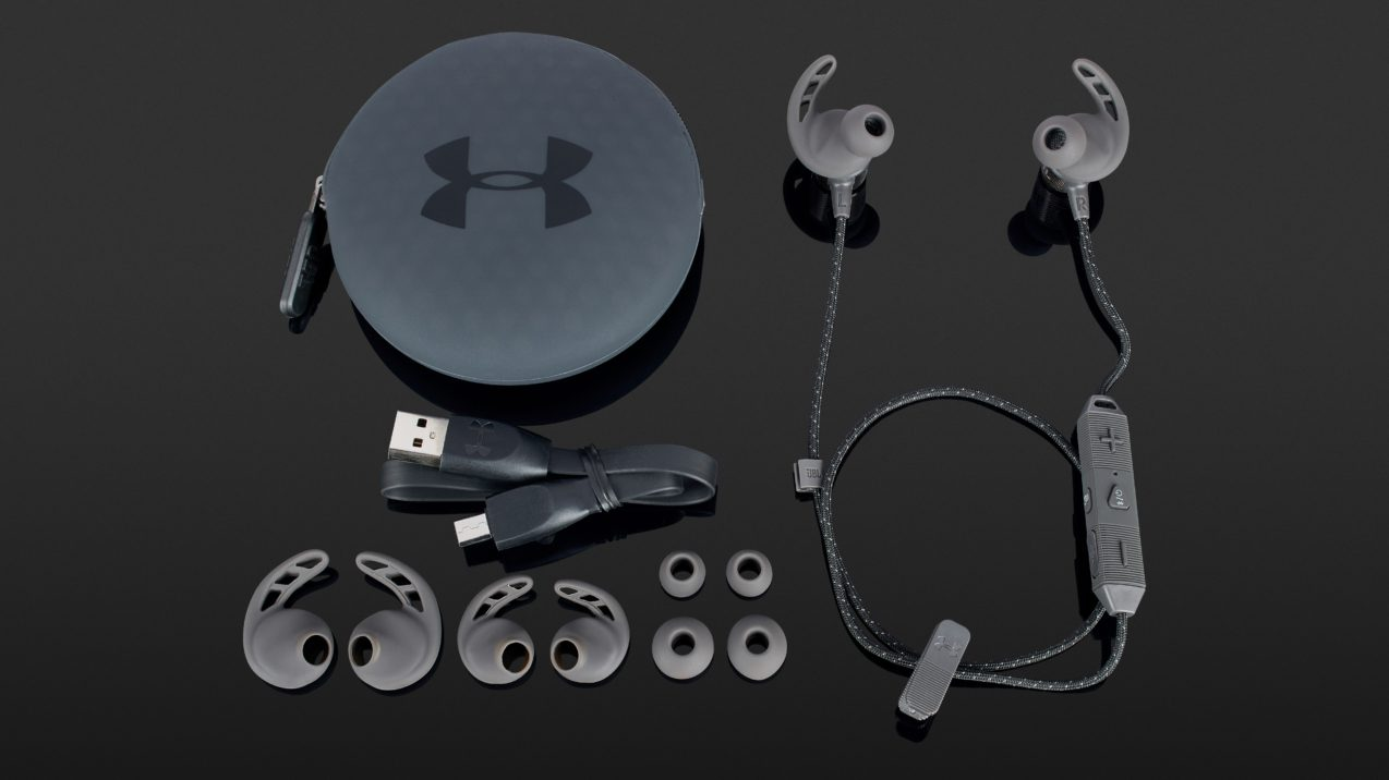 JBL UA Sport Wireless REACT